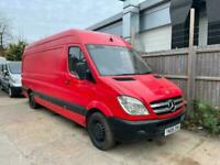 REDUCED LWB HIGH ROOF SERVICE HISTORY NO V.A.T. CHOICE OF CRAFTERS & SPRINTERS