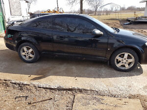 2008 Chevrolet Cobalt good Coupe (2 door)