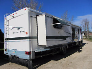 REDUCED 2001 Newmar Dutch Star SAFETIED