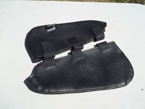 Engine Guard Chaps for Fire and Steel Engine guards, 1500Classic