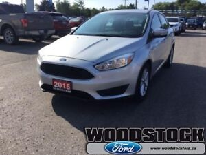 2015 Ford Focus SE  CERTIFIED PRE OWNED 1.99% OAC UP TO 72 MOS