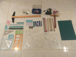 Architecture Engineering Drafting Tools Supplies