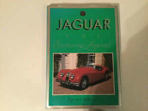 Jaguar: The Enduring Legend by Nicky Wright XJS Mark VII E-Type