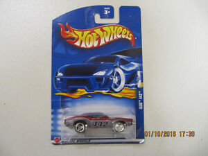 Classic Collectible Hotwheels Olds 442 No.154/55039 Circa 2002