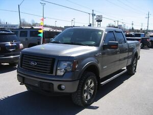 2012 Ford F-150 FX4 OffRoad SuperCrew 4x4 EcoBoost