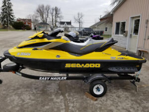 2011 Seadoo RXT 260 - Only 79hours
