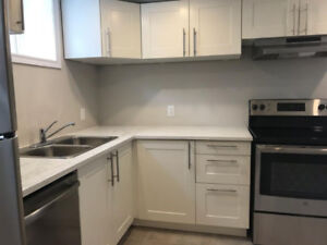 BE THE FIRST TO LIVE IN THIS RENOVATED DUPLEX AT 105 PURDY