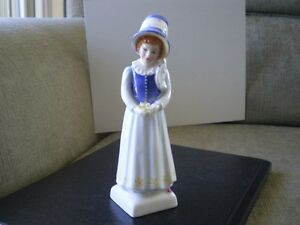"Royal Doulton Figurine "" Lucy "" HN2863 - Greenaway Collection Kitchener / Waterloo Kitchener Area image 1"