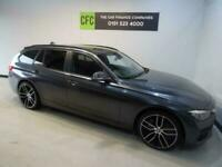 BMW 320 2.0TD 190bhp Touring Estate Diesel BUY FOR ONLY £40 A WEEK ON FINANCE