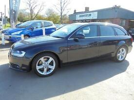 Audi A4 Avant 2.0TDIe SE 163. From £219 per month.