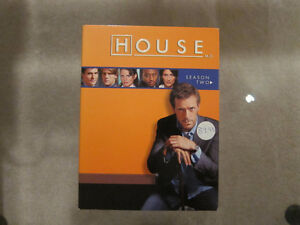 House: The Complete Second Season DVDs (6 Discs)