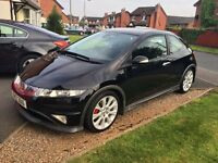 2007 Honda Civic type S GT 1.8