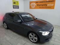 GREY BMW 1 SERIES 2.0 120D M SPORT ***FROM £281 PER MONTH***