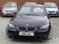 2006 BMW 5 SERIES 525d M Sport 2.5 Auto