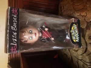 Living dead doll headknocker lizzie borden