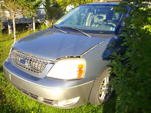 2004 Ford Freestar (for parts)