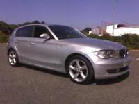 BMW 116 2.0TD 2009 d Sport 2009 98,000 miles