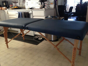 Body Choice Massage Table For Sale; Multi Use Options!!
