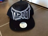 Brand new tap out hat