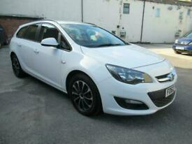 image for Vauxhall/Opel Astra 1.7CDTi 16v ( 110PS ) ecoFLEX ( s/s ) 2012.5MY ES