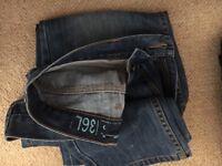 Jeans job lot of 4.
