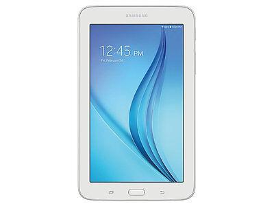 Samsung Galaxy Tab E Lite SM-T113 8GB, Wi-Fi, 7in - White NEW