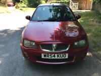 2005 Rover 25, full MOT new clutch