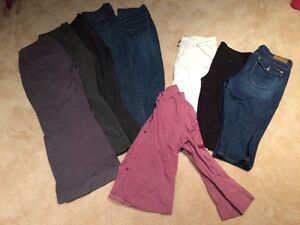 Lot of xl woman's clothes  London Ontario image 1