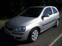 2006 (55 reg) Vauxhall/Opel Corsa 1.2i 16v SXi