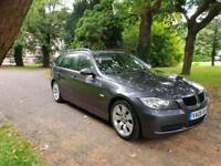 2008 BMW 320d Diesel SE Touring Estate Leather,cruise,climate £3495