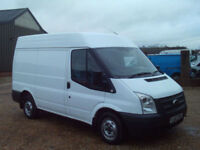 Ford Transit 2.2TDCi ( 100PS ) ( EU5 SWB SEMI HIGH ROOF 6 SPEED 2013