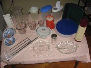Vaisselles de trousseau