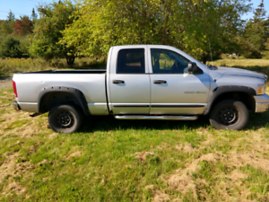 2005 Dodge Ram First $1000 takes it.