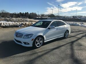 2008 Mercedes-Benz  C300 4MATIC Sedan
