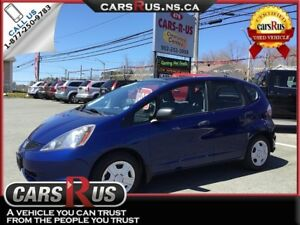 2013 Honda Fit DX-A 4dr Hatchback 5A