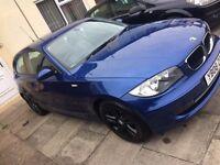 2008 BMW 1 series 116i se (122) 3 door