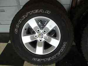 Dodge Ram Factory Rims & Tires