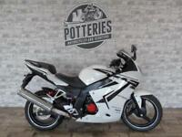 Daelim Roadsport 125 Sports Bike *New 9.9 APR Finance and Nationwide Delivery*