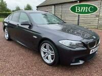 2013 BMW 5 Series 2.0 520d M Sport 4dr Auto Saloon Diesel Automatic