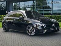 2021 Mercedes-Benz A-CLASS Mercedes-AMG A 35 4MATIC Hatchback Auto Compact Saloo