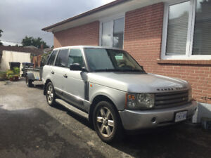 2004 RANGE ROVER FOR SALE!! ASKING $7000 OBO GREAT CONDITION