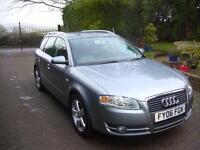 Audi A4 Avant 2.0TDI CVT 2006MY SE