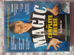 Instructional book on how to do magic tricks, for kids.