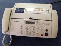 Samsung sf-340 phone, fax & photocopier