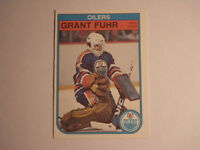 Grant Fuhr rookie card