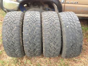 265/70r17 truck tires 10 ply