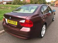 BMW 320D 2.0TD SE (2005 55 REG) 5 DOOR SALOON + 2 KEYS + RARE COLOUR