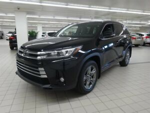 Toyota Highlander Limited AWD Toit Panoramique - Navigation - Cu