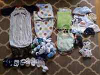 Baby boy clothes and other