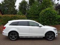 2010 Audi Q7 3.0TDI (242) Tiptronic Quattro S Line..£10,000 of OPTIONAL EXTRAS!!